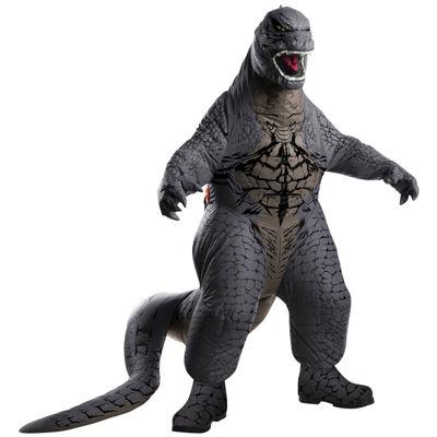 Inflatable Godzilla Child Costume One Size