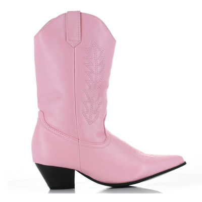 Pink Cowboy Boots Child