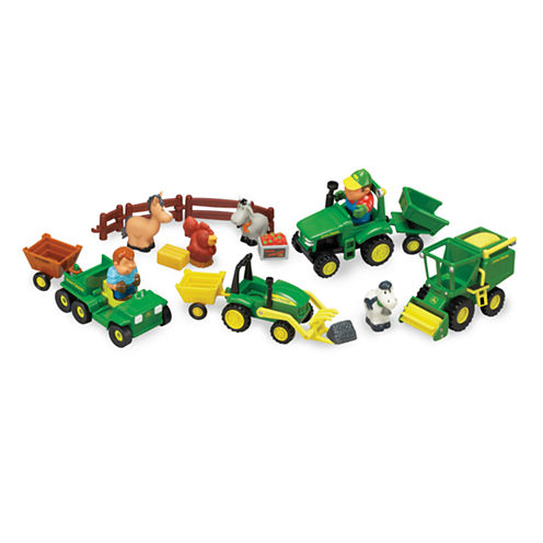 John Deere 20-pc. Toy Playset - Unisex