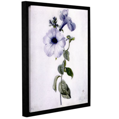 Brushstone Argenteuil Gallery Wrapped Floater-Framed Canvas Wall Art
