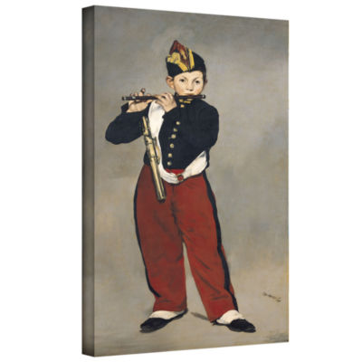 Brushstone The Fifer Gallery Wrapped Canvas Wall Art