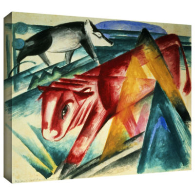 Brushstone Animals Gallery Wrapped Canvas Wall Art