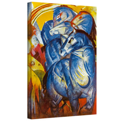 Brushstone The First Animals Gallery Wrapped Canvas Wall Art