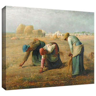Brushstone The Gleaners Gallery Wrapped Canvas Wall Art