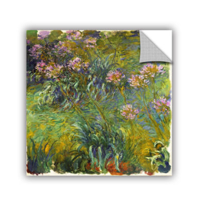 Brushstone Agapanthus 1914-26 Removable Wall Decal