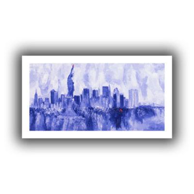 Brushstone NYC 2007 Canvas Wall Art