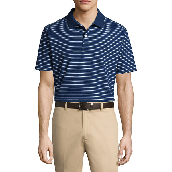 Dockers easy care short sleeve knit polo shirt jcpenney for Jcpenney ladies polo shirts