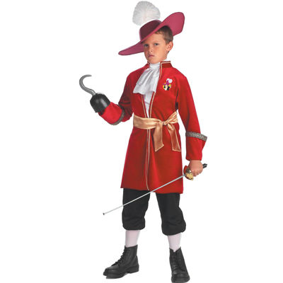Captain Hook Toddler Costume