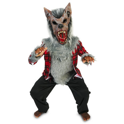 Buyseasons Howling Werewolf Child Costume