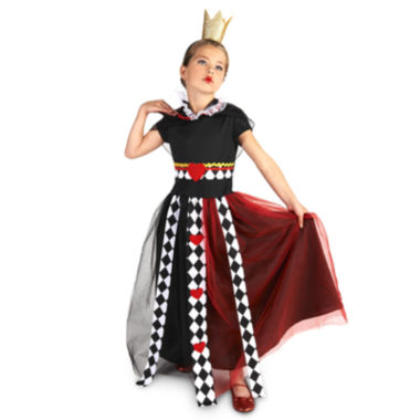 Queen of Hearts Child Costume