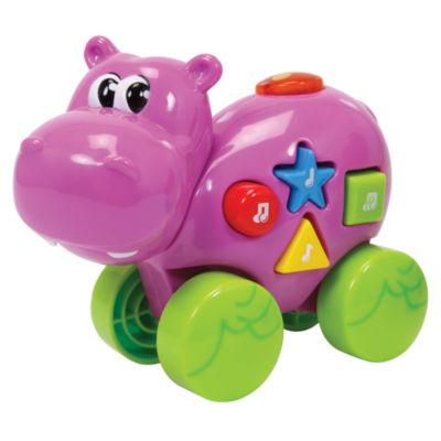 Simba ABC - Musical Animals - Hippo
