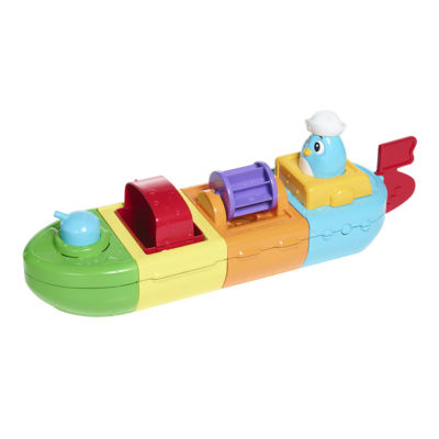 TOMY - Mix N Match Motorboat