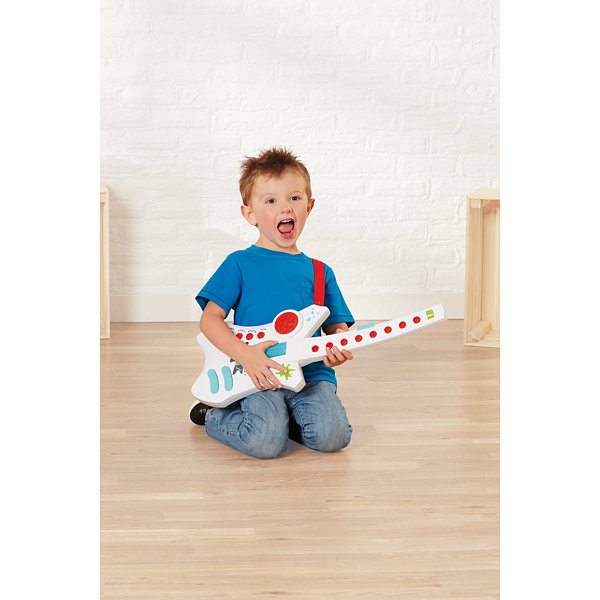 International Playthings - Kidoozie Cool Rockin' Guitar