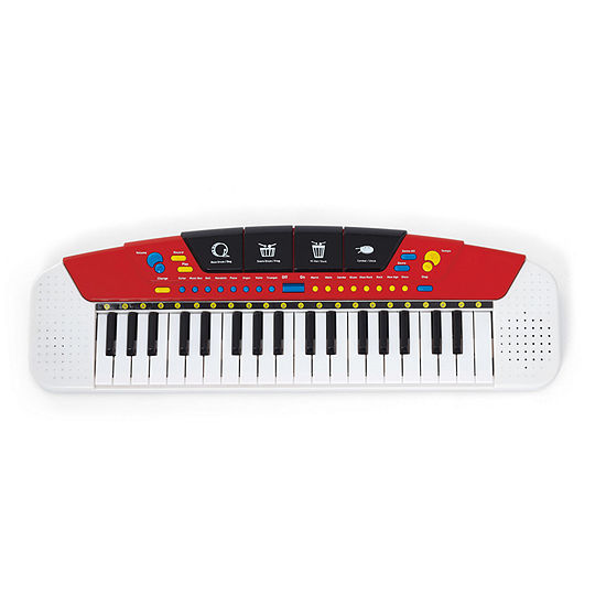 International Playthings - Kidoozie Let's Jam Keyboard