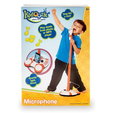International Playthings - Kidoozie Sing Along Microphone