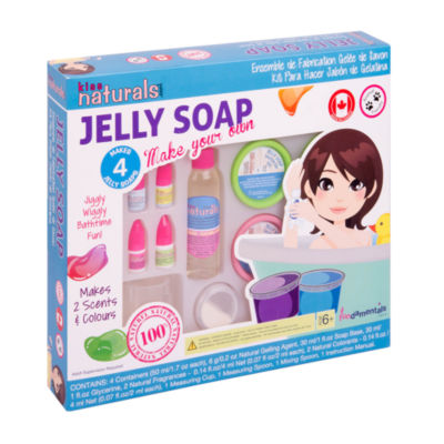 Fundamentals Toys - Kiss Naturals DIY Jelly Soap Kit