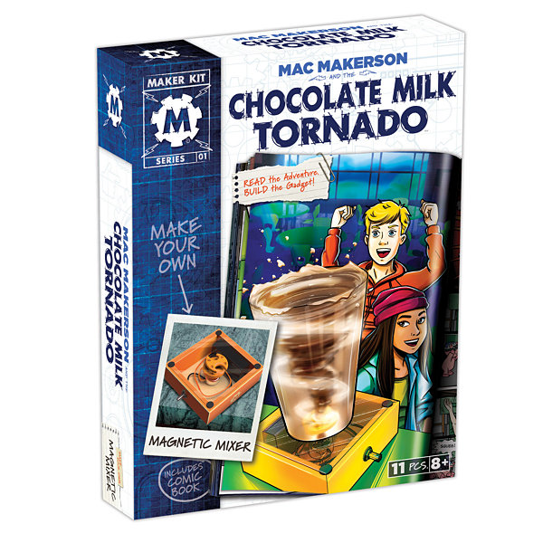 International Playthings - SmartLab Chocolate Milk Tornado