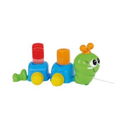 Simba ABC - Pull-along Caterpillar