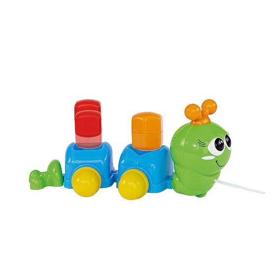 Simba Abc Pull Along Caterpillar