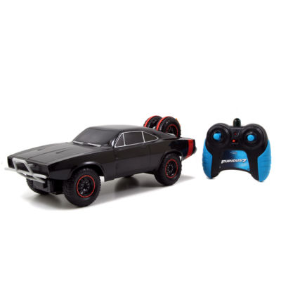 Jada Toys - Fast and Furious 1/16 Remote Control 1970 Dodge Charger