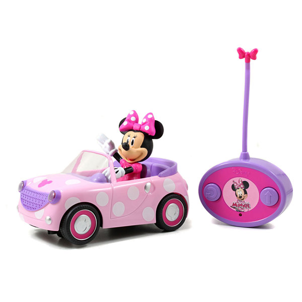 Jada Toys - Remote Control Minnie Mouse Roadster