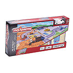 Majorette - Creatix Construction Playmat Playset with 1 Die-Cast Car