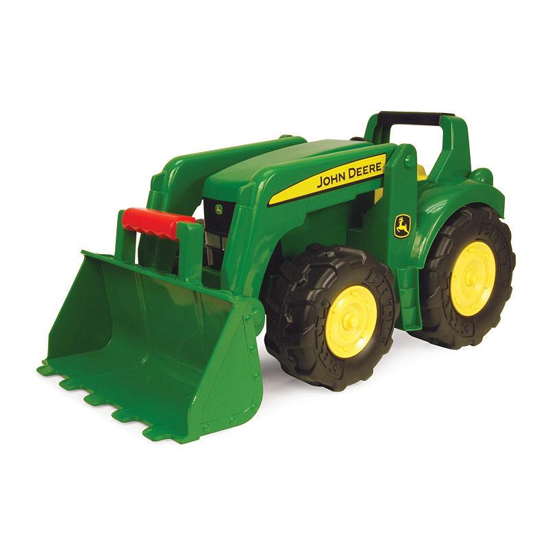 TOMY - John Deere 21 Inch Big Scoop Tractor -  Asstd National Brand, 65623040018