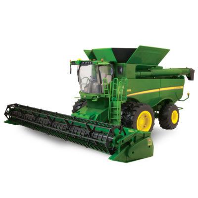 TOMY - 1/16 John Deere Big Farm S670 Combine