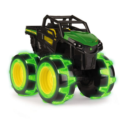 TOMY - John Deere Lighting Wheels Gator