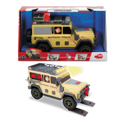 Dickie Toys -  Large Action Offroader Vehicle