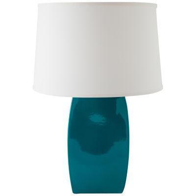 RiverCeramic Soft Rectangle Table Lamp