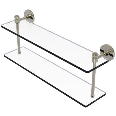 Allied Brass Prestige Monte Carlo Collection 24 Inch Towel Bar With Integrated Hooks