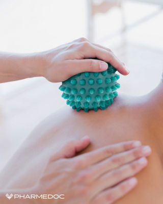 PharMeDoc Spiky Massage Ball