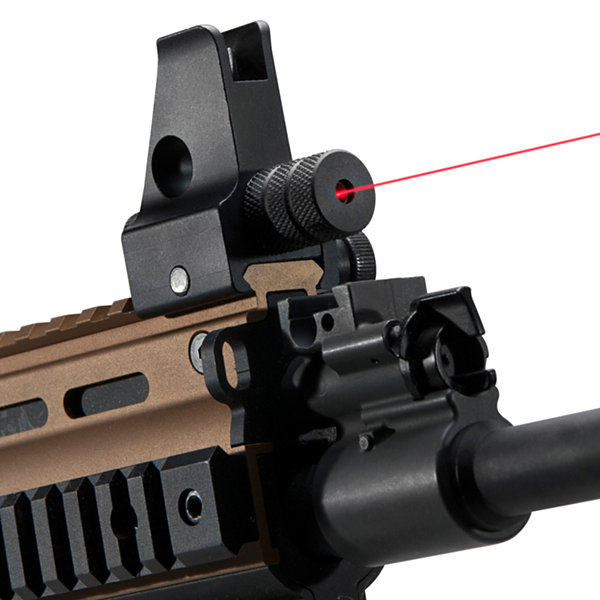 Barska Front Sight With Integrated Red Laser SightAw11880