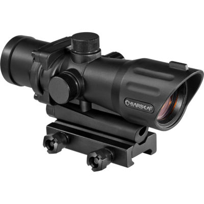 Barska 1x30mm IR AR-15 / M-16 Electro Sight Tactical Scope