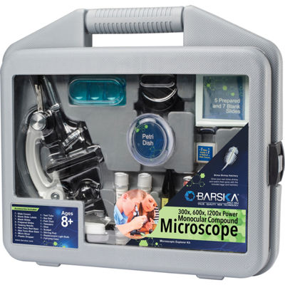 Barska Microscope Kids Kit w/ Carrying Case