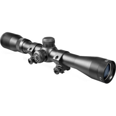 Barska 4x32mm Plinker-22 Rifle Scope with Rings