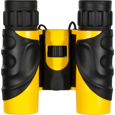Barska 10x25mm Colorado Yellow Waterproof CompactBinocular