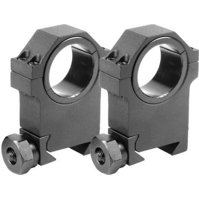 "Barska 30mm X-High HD Weaver Style Ring w/ 1"" Insert"