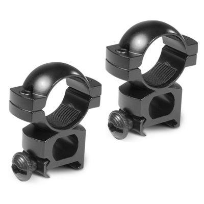 "Barska 1"" High w/Peep Sight Weaver Style Ring"