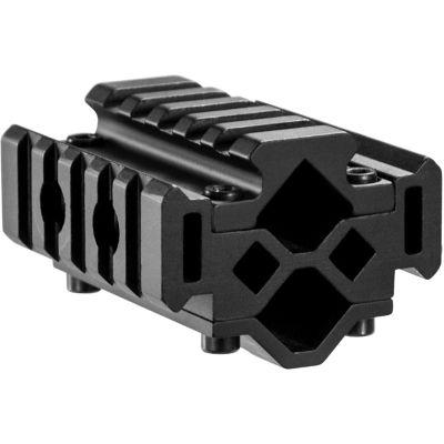 Barska Double Rifle barrel Mount Tri-Rail 5 sections