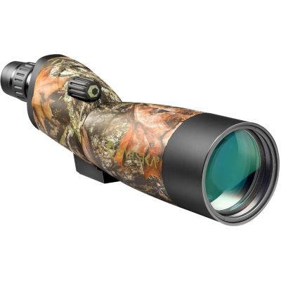 Barska 20-60X60 Blackhawk Waterproof Spotting Scope; Straight; Mossy Oak Breakup - W/ Tripod; Soft Case; Hard Case Ad10976