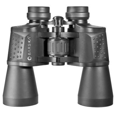 Barska 12X50 Porro Prism Binoculars Blue Lens Black Co10675
