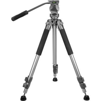 Barska 66-Inch Professional Tripod W/ Carrying Case; New Af10738
