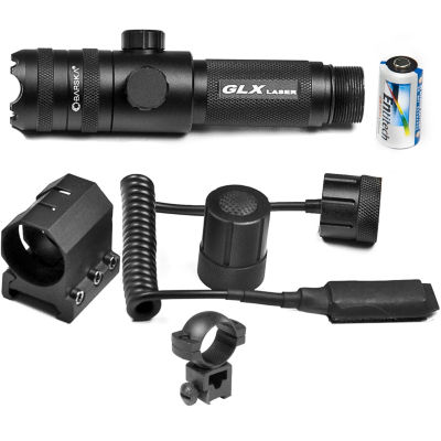 Glx Green Tactical Rifle Laser Sight