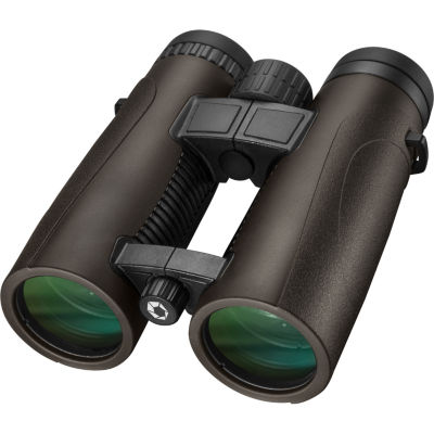 Barska 10X42Mm Wp Embark Binoculars Roof Prism Bak-4 Right Eye Diopter Brown Ab12680