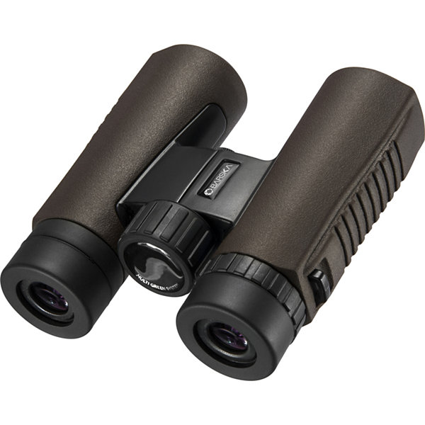 Barska 10X26Mm Wp Embark Binoculars Roof Prism Bak-4 Right Eye Diopter Brown Ab12678