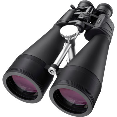 Barska 20-140X80 Gladiator Zoom Binoculars Black WGreen Lens Ab11184