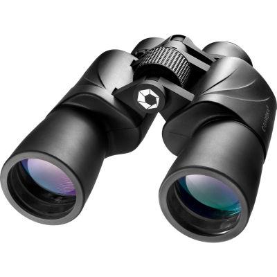 Barska 7X50 Escape Binoculars Porro Prism Mc Green Lens Black Ab11244
