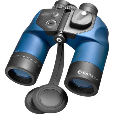 Barska 7x50mm WP Deep Sea Binocular w/Internal Rangefinder & Compass